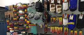 Hardware and Welding supplies