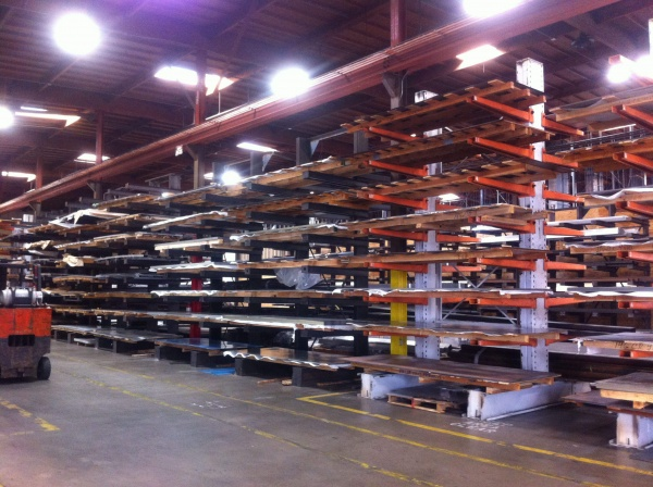 About Us Metal Distributors Metal Fabricators M Amp K